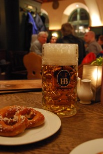 Munich - Beer and Pretzels